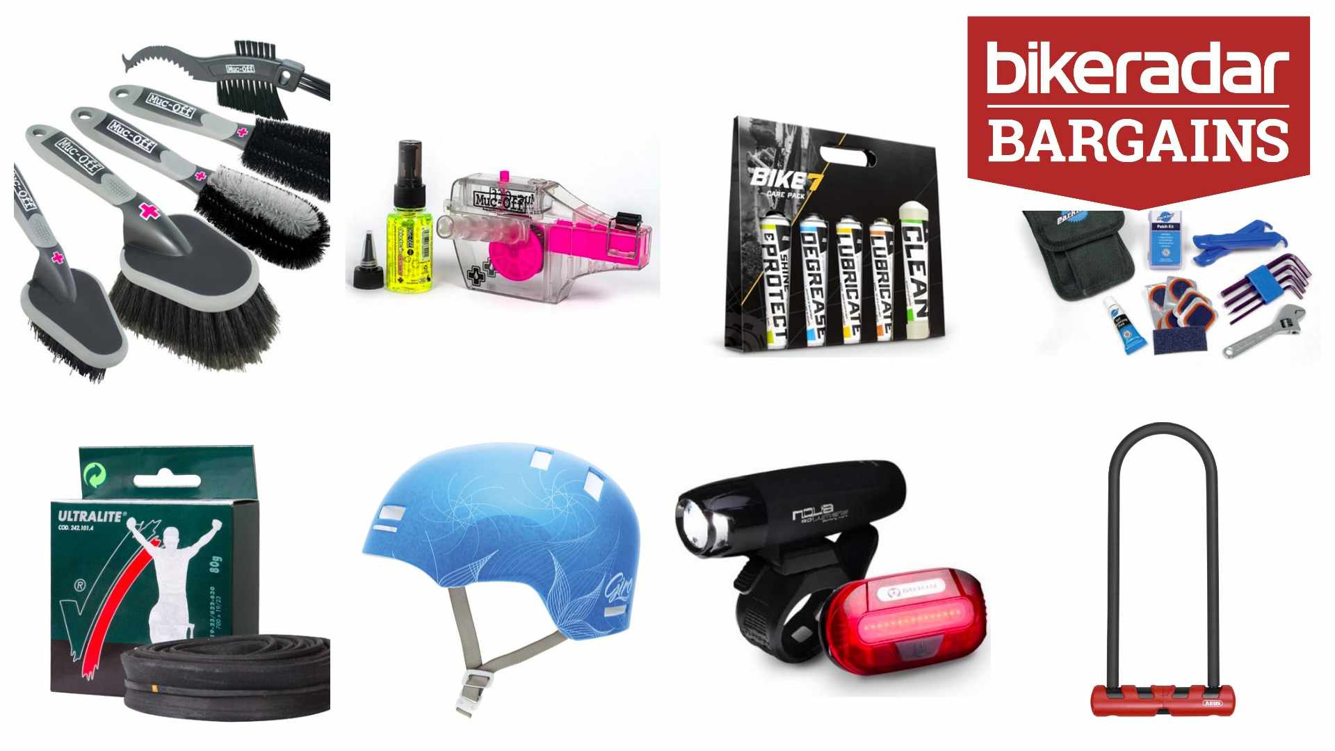 BikeRadar Bargains - 10 treats under £20