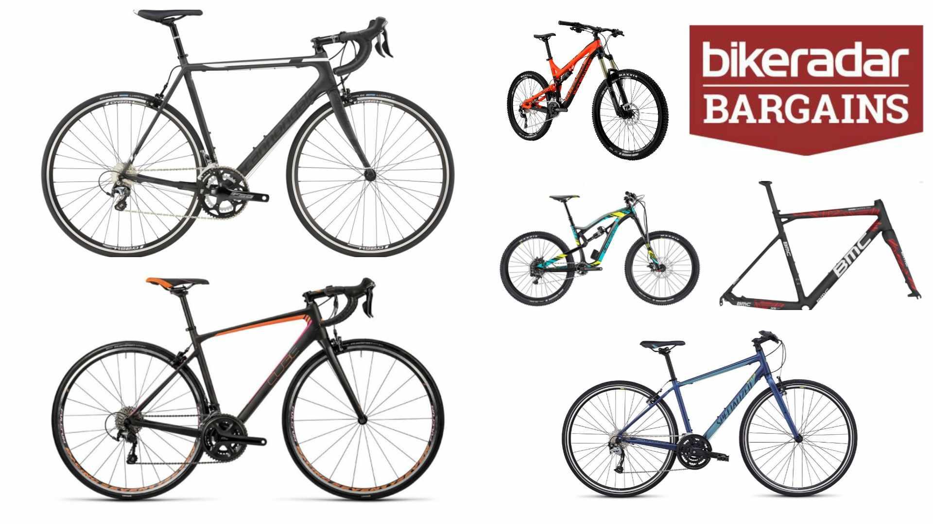 Bag a bargain bike this autumn