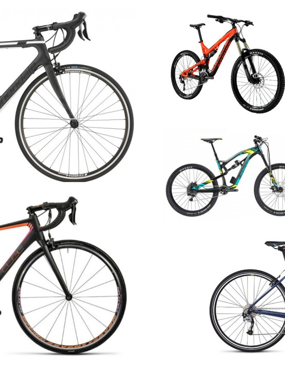 Bag a bargain bike this autumn