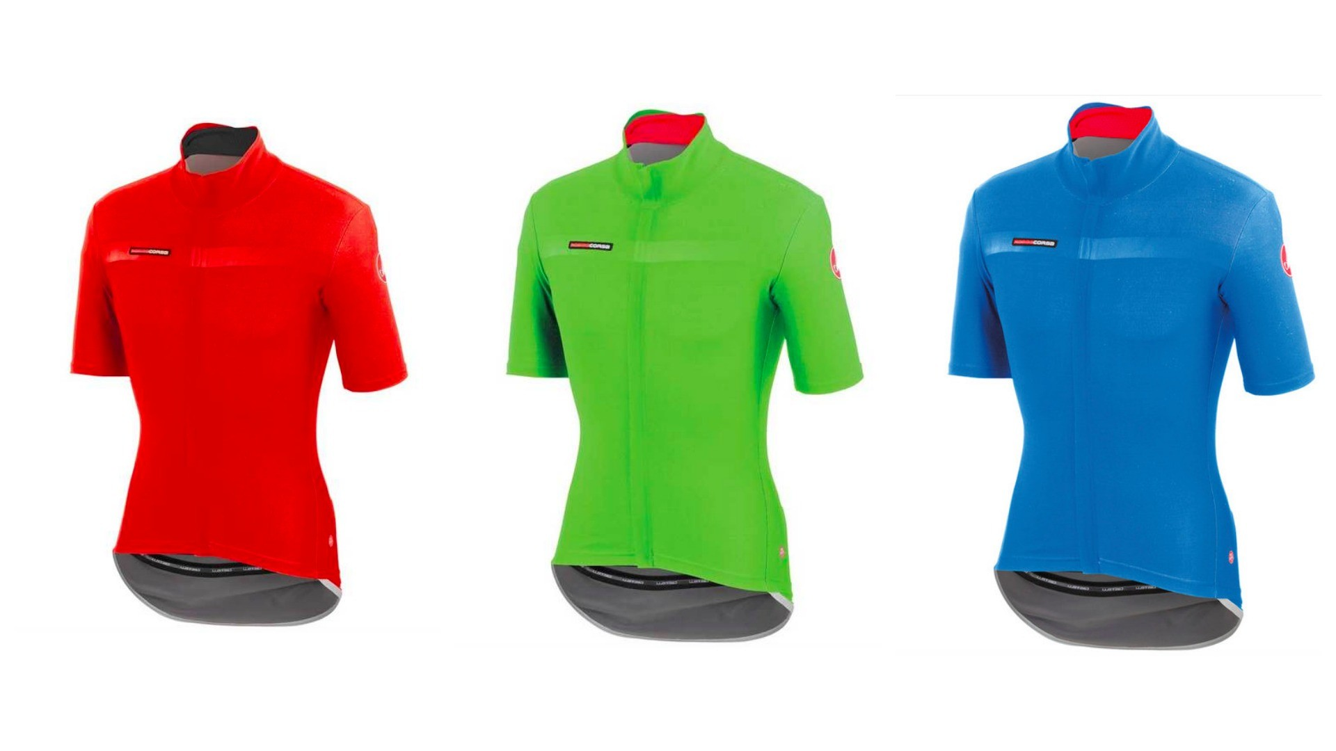 The Gabba jacket from Castelli is great for damp and muggy days
