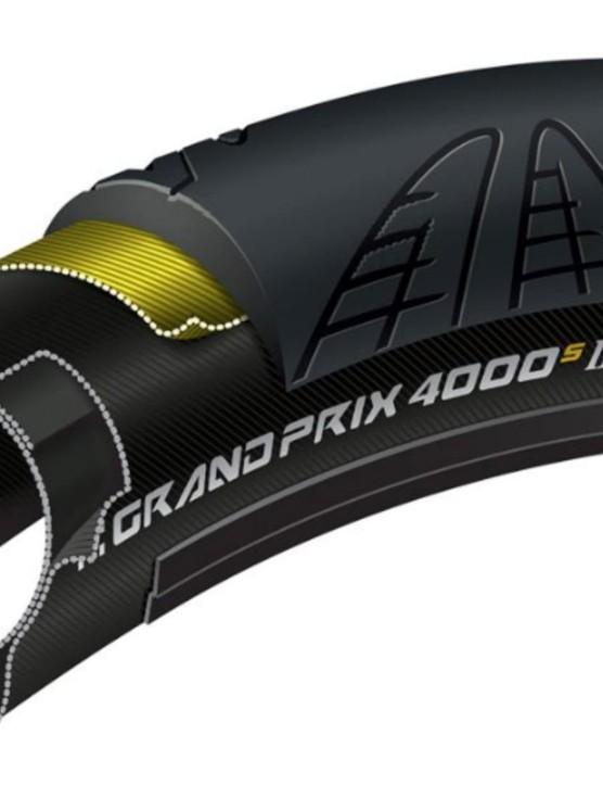 Continental Grand Prix 4000 S II Tyre - 700c