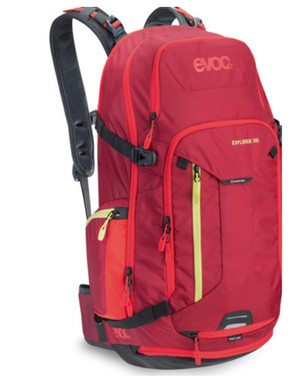 Stow the essentials, and your lunch, with this decent size rucksack by Evoc