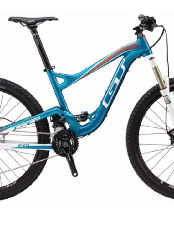 GT Bicycles Sensor Expert Alloy 27.5 full-sus mountain bike