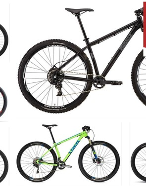 Bargain mountain bikes