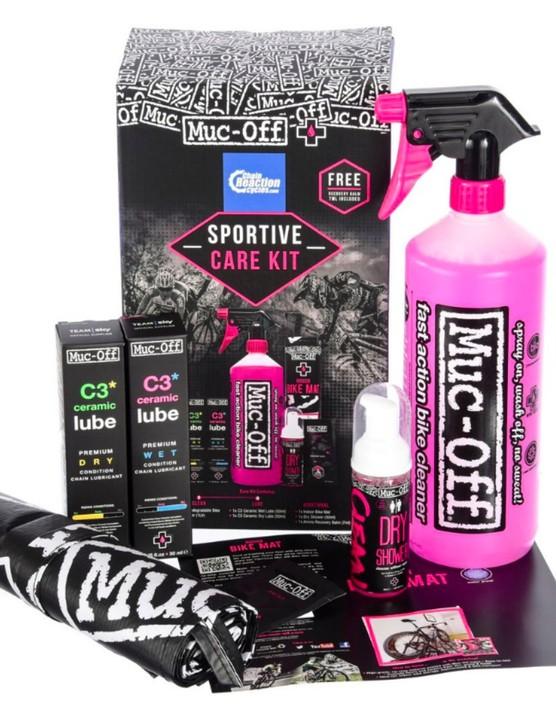 Muc-Off sportive kit
