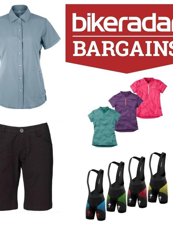 Grab some bargain spring cycling kit