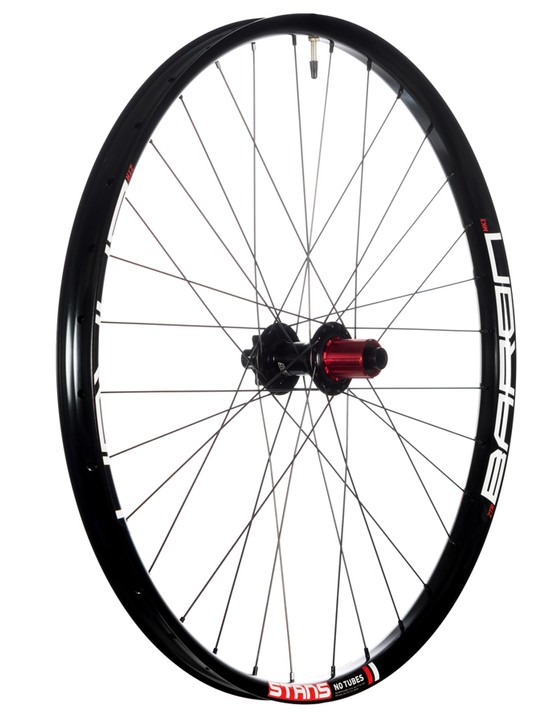 The Baron MK3's rim width of 35mm internal should play nicely with plus-size tires