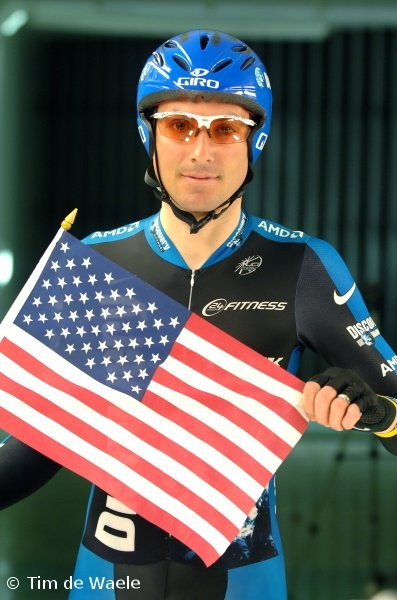 Cycling : Ivan BASSO (Ita) / Wind Tunnel Testing Low Speed Wind Tunnel / Team Discovery Channel (Usa) (c)Tim De Waele