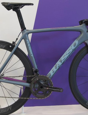 The Diamante is also available as part of Basso's womens line called 'Purple'