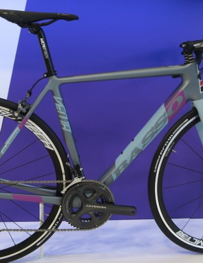 The Venta is Basso's take on an endurance bike