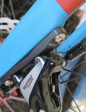 Another look at the flat mount discs on the FastCross disc