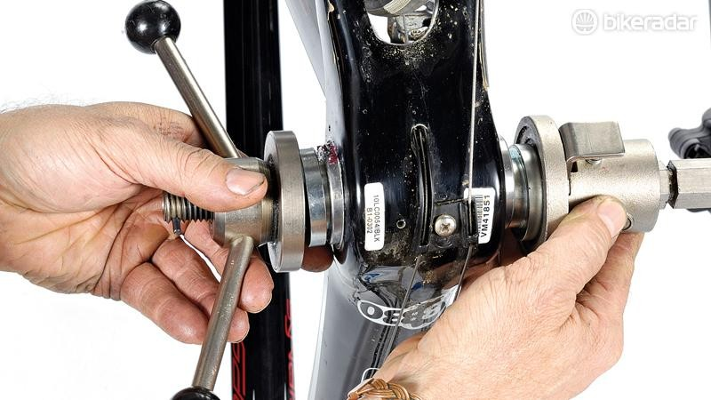 How to service BB30, BB86 & BB92 bottom brackets — without proper