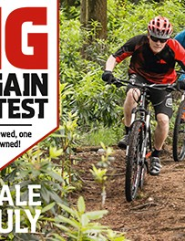 What Mountain Bike tested 24 bikes from £500 to £1500