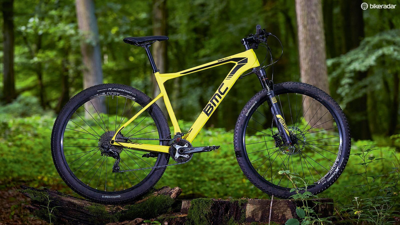 BMC Teamelite 02 Deore/SLX