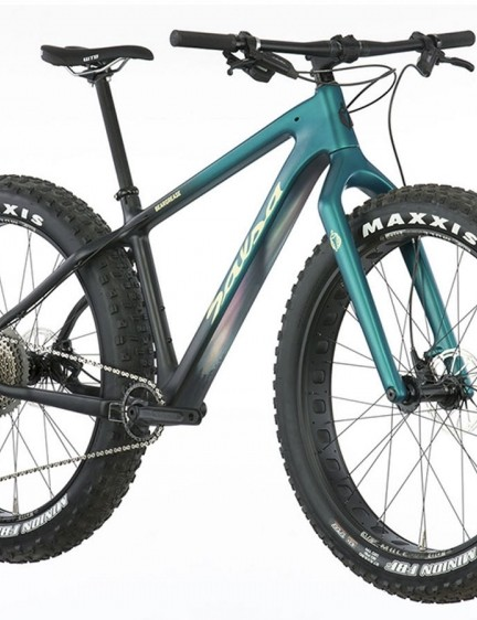 The second tier Beargrease sports Shimano SLX 1x11