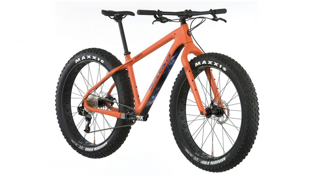 The most budget friendly of the bunch comes with a SRAM NX1 build