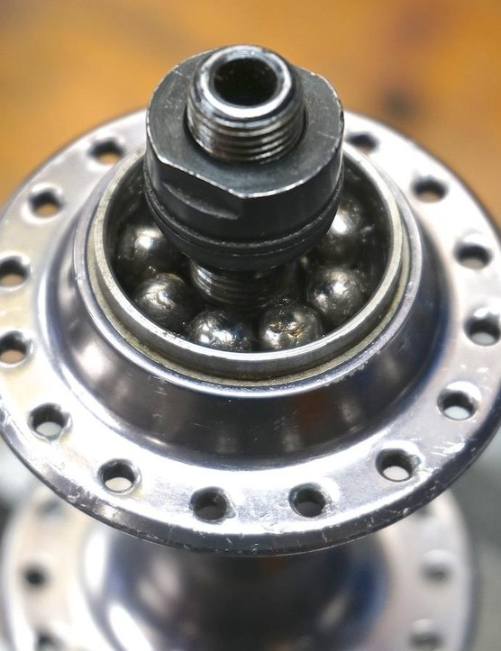 The tried-and-true loose-ball hub designs have lasted decades and make for easily serviceable systems