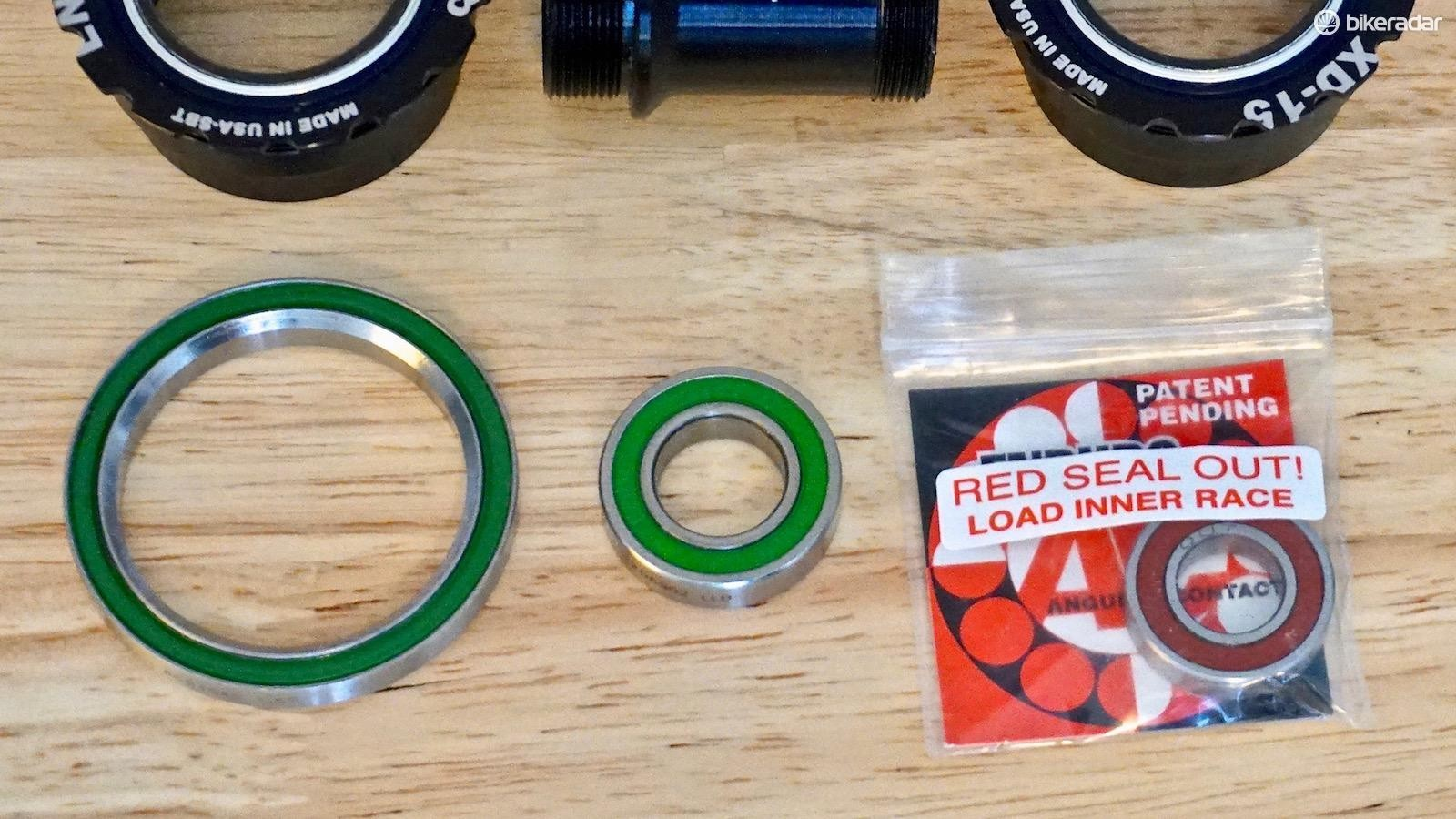 Bicycle bearings: everything you need to know - BikeRadar