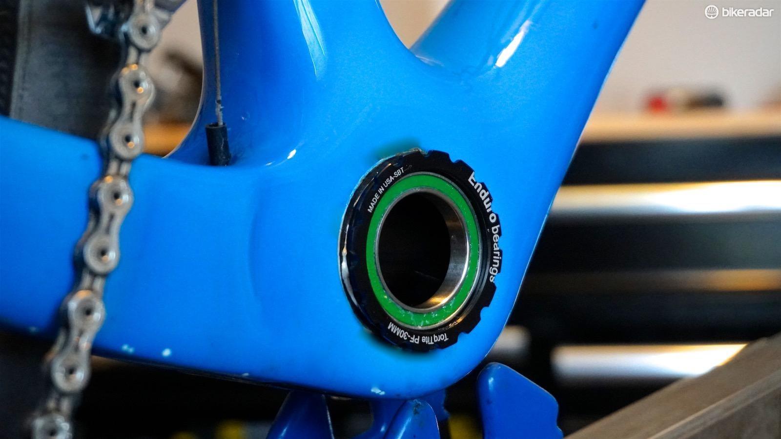 Cycling Bike Bearings Bicycle Bearing Parts Replace Durable Universal Good New