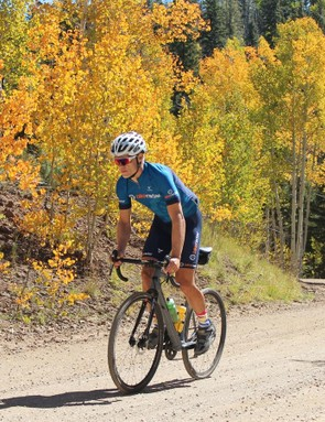 Clément hosted me and a small group of journalists for three days of gravel riding in Utah