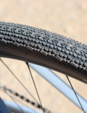 Clément makes a variety of cyclocross and adventure tires (and road and MTB tires). This is the 36mm E'Plor MSO