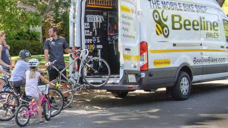 Accell Group has purchased Beeline mobile bike service