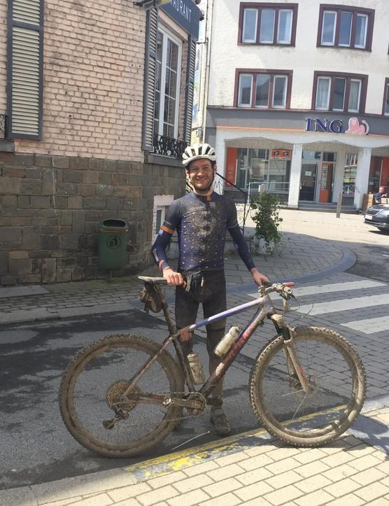 Belgian mud tastes nice