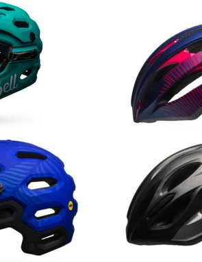 The Bell Joy Ride collection is the women's specific range from Bell Helmets
