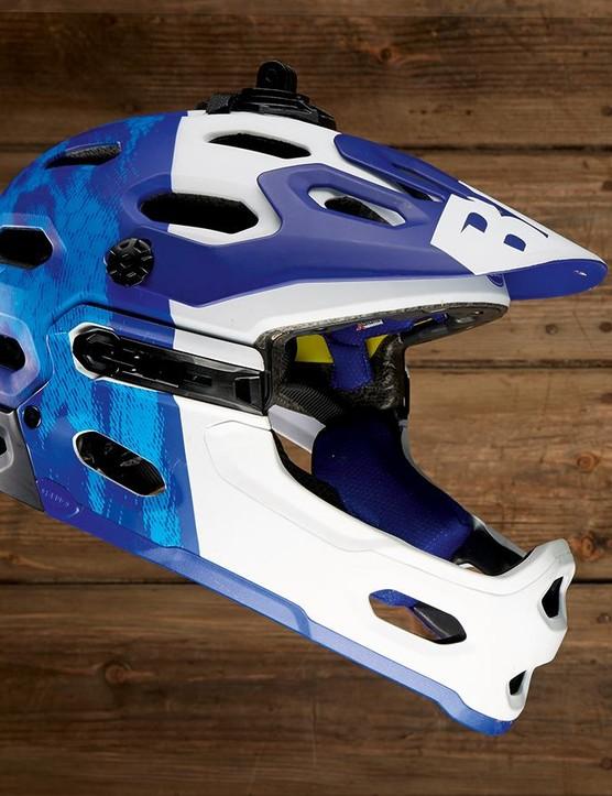 Bell's Super 3R MIPS helmet