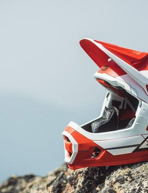 The Bell Super DH is the company's first downhill-certified convertible helmet