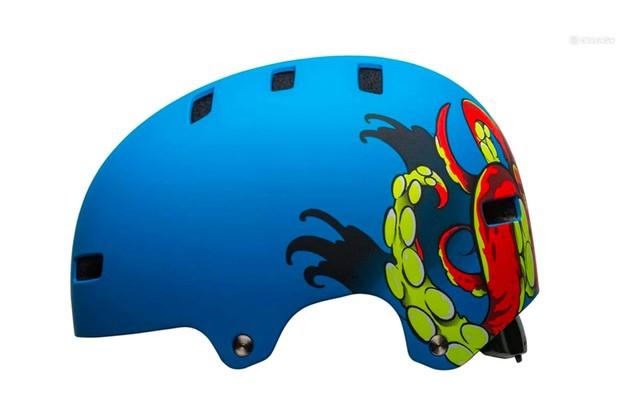 The Bell Span is a skate-inspired bike helmet