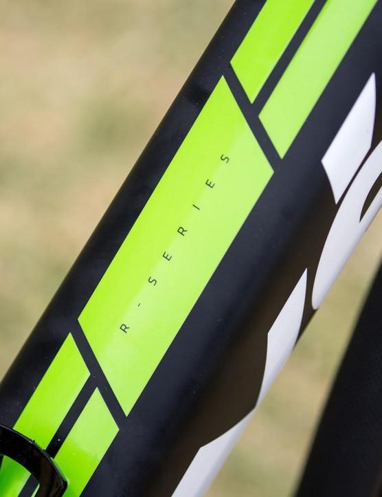 Cervelo's R-Series is the brand's lightweight climbing bikes
