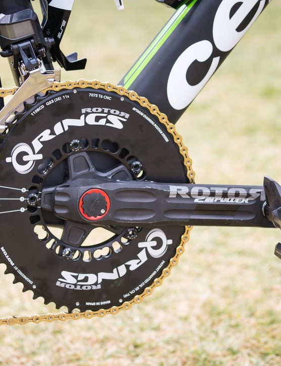 O'Connor opts for Q-Rings over round rings
