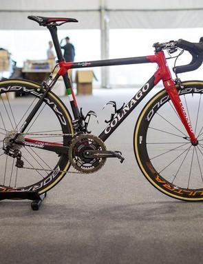 Ben Swift's Colnago C60