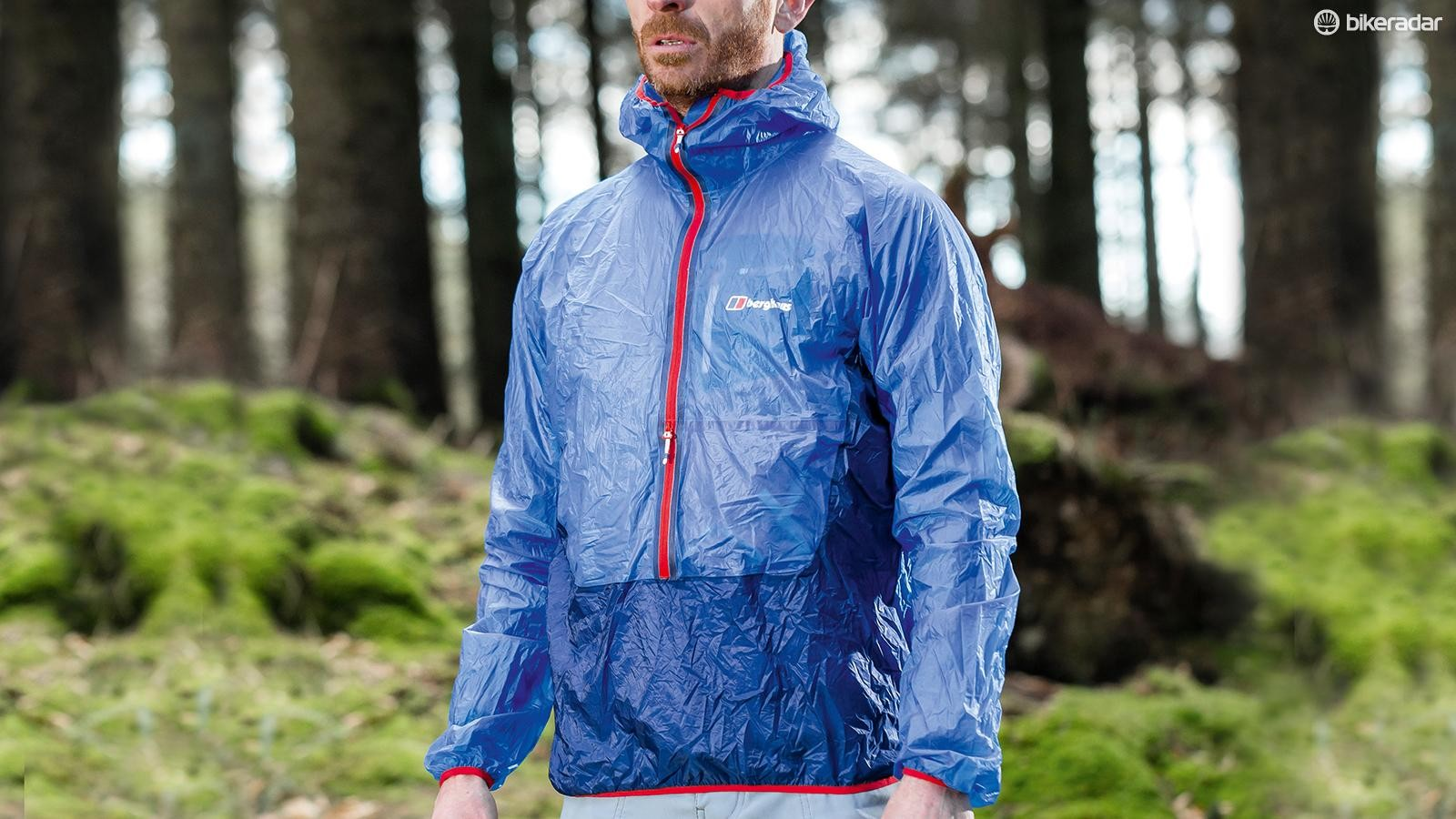 Berghaus's Hyper Smock takes lightweight minimalism to a new level