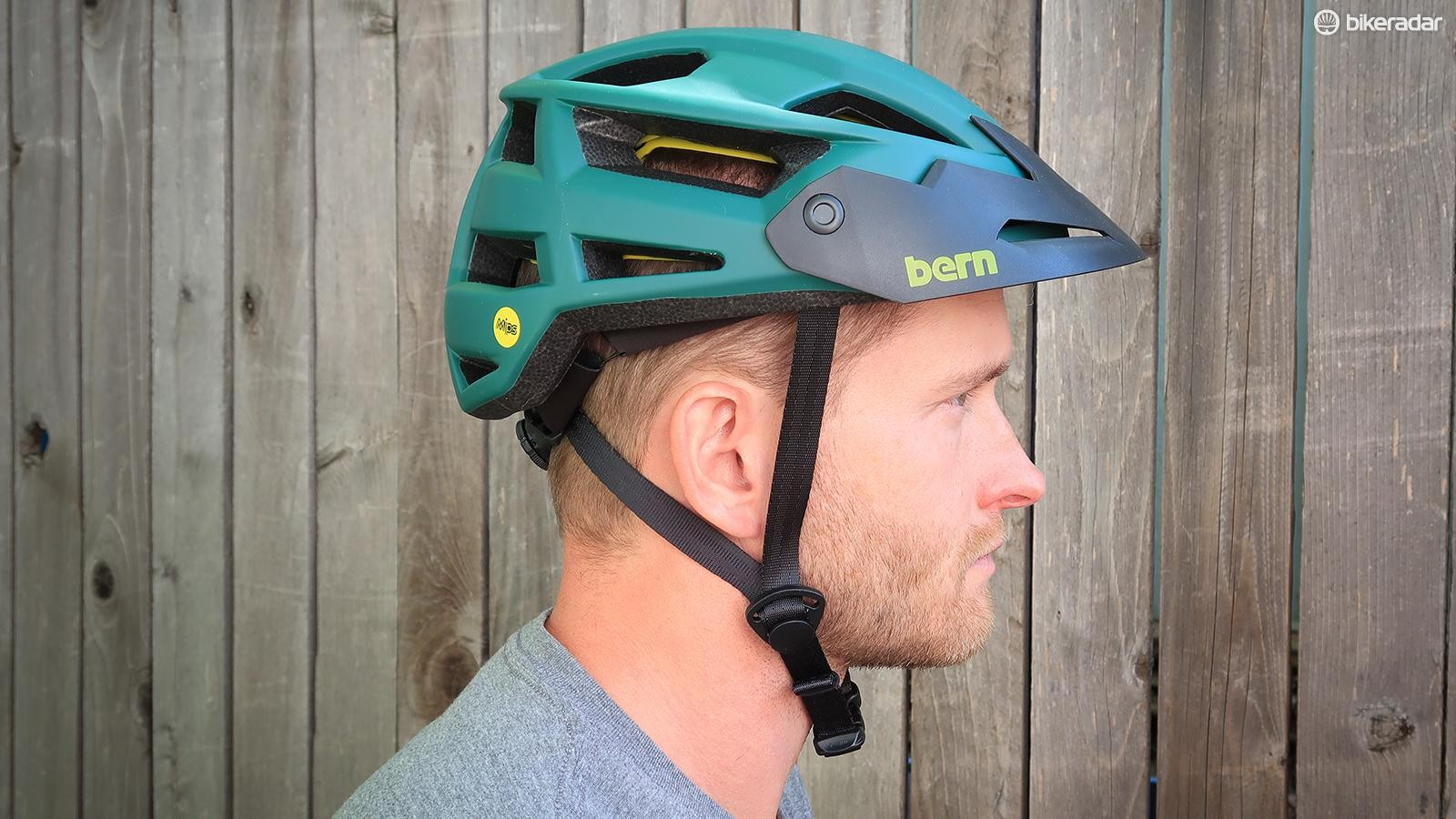 Bern's FL-1 XC is designed for mountain bikers