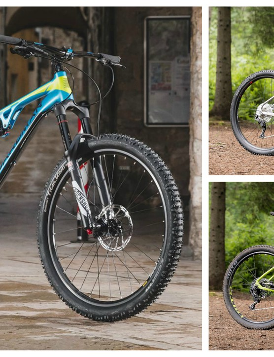 Whether you go for a hardtail or a full-sus, £1,500 can buy you a very capable bike