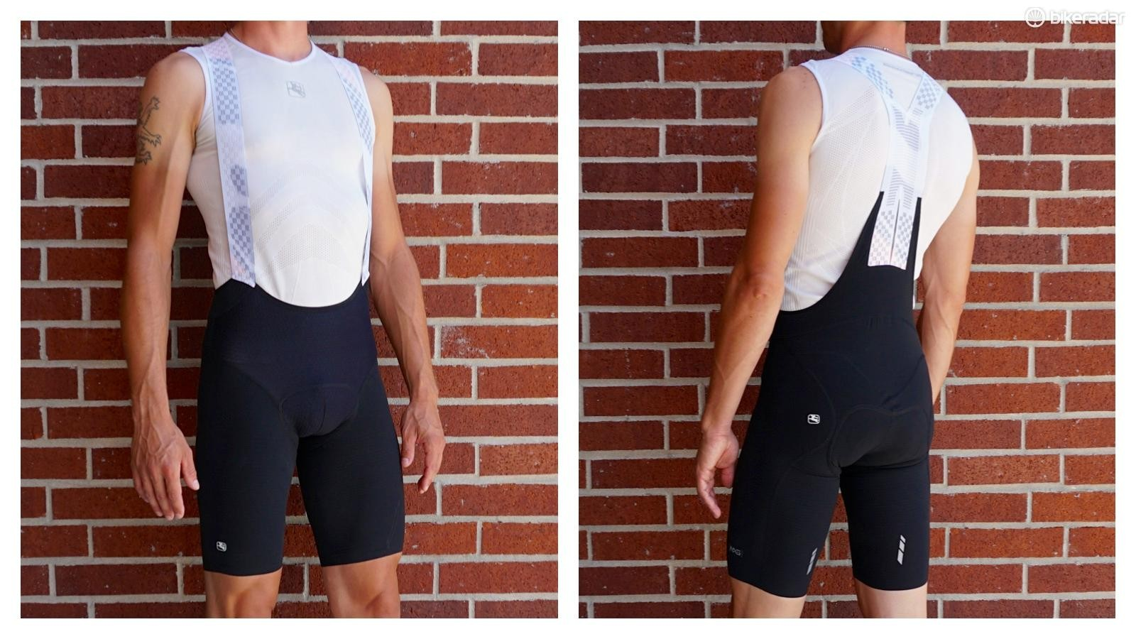 Giordana NX-G bibs are industry-leading in every way