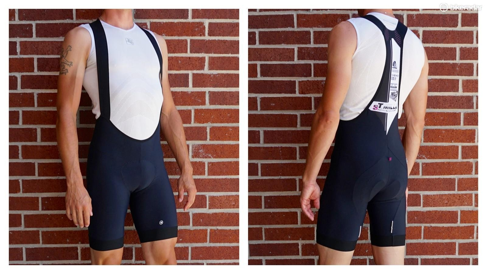 Assos trickles down a bit of tech to hit the $150 pricepoint, which is new for the Swiss brand