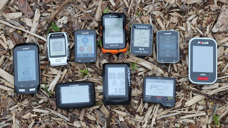 Buyer's guide to GPS devices - BikeRadar