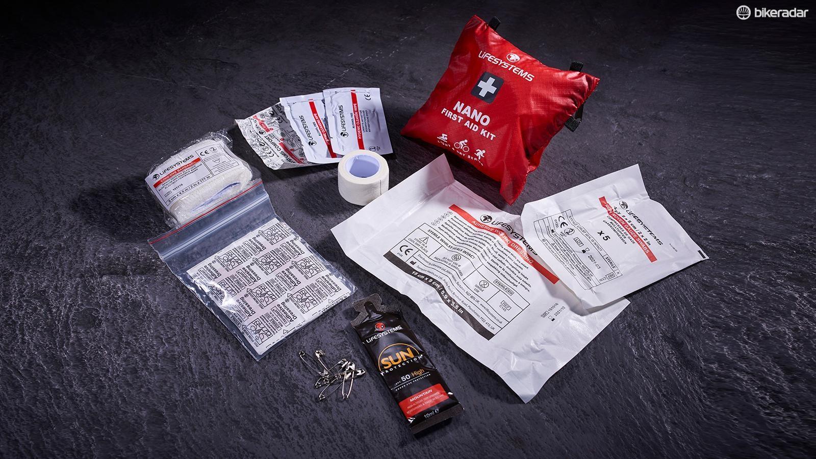 Lifesystems Light /& Dry Nano First Aid Kit