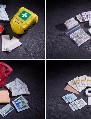 Mini first aid kits