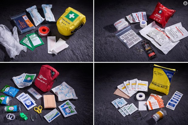 Mini first aid kits