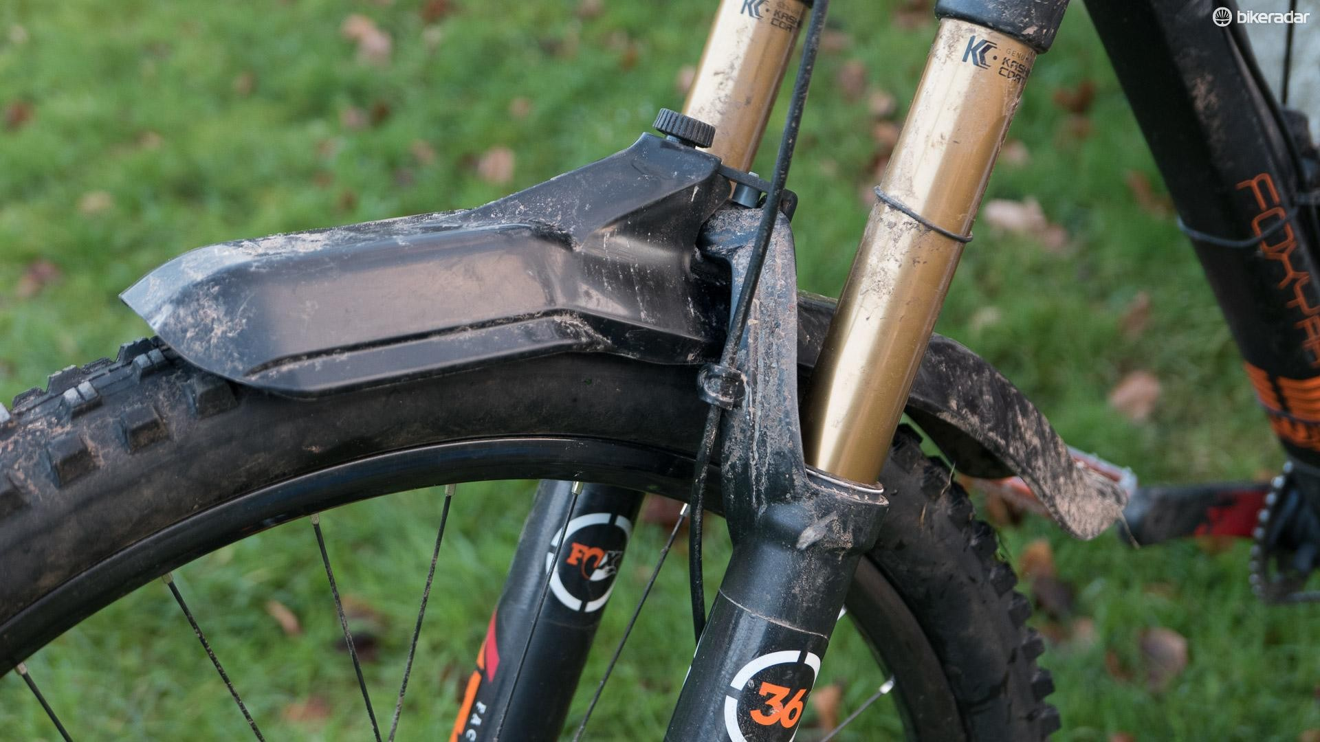 The Powa DFender is pricey and has limited fitting options but it works superbly