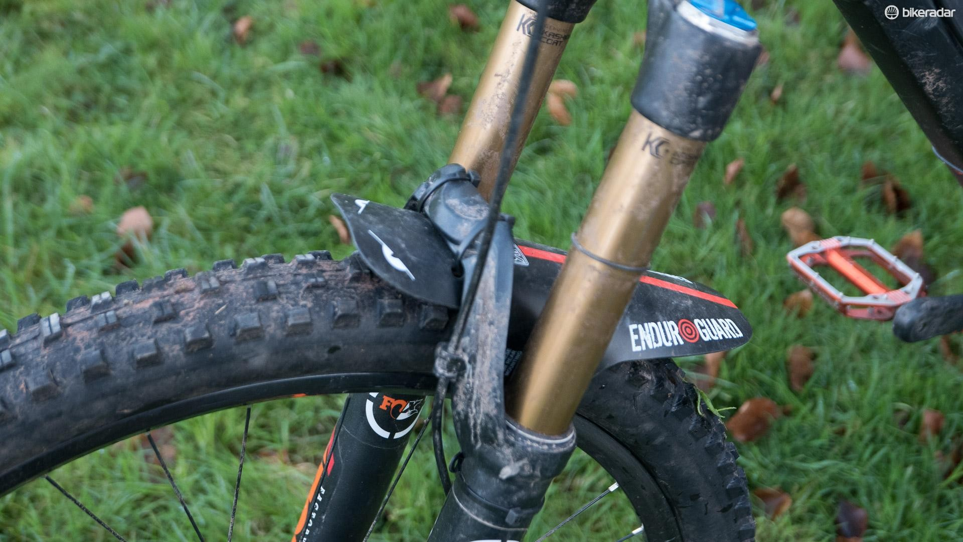 RRP's Enduroguard is cheap and reasonably effective too