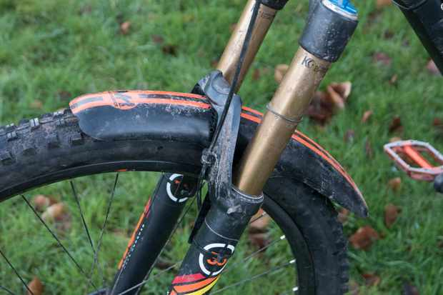 The Mudhugger offers great coverage at a reasonable price