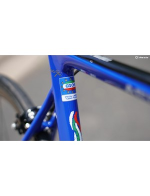 Gios has been making bikes since 1948