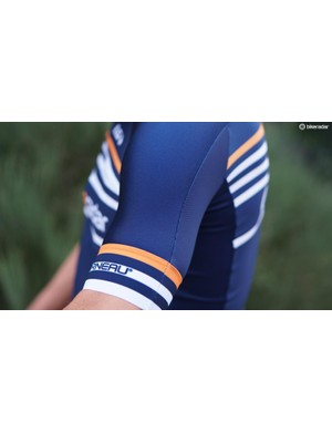 Jerseys come in three fits (racer, standard, semi-relaxed) and a variety of styles