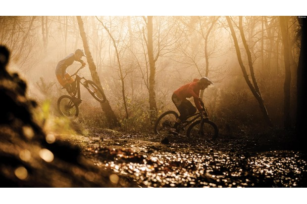 Best of British trail/enduro bikes