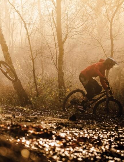 Best of British trail/enduro bikes